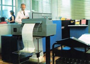 MAYBAUM Datenverarbeitung um 1972