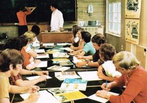 MAYBAUM Lehrlings-Ausbildung um 1972